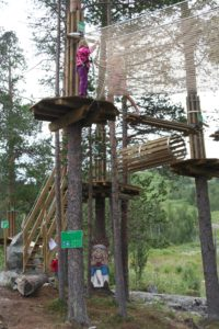 KlatRING I geilo Sommerpark