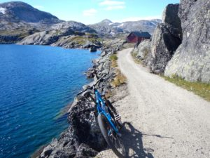 Rallarvegen, en av de fineste sykkelopplevelsene