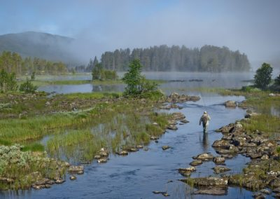 Fishing-morning-mist-mountain-geilo-buskerud-norway