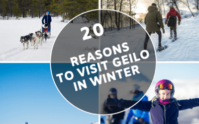 20 reasons to visit Geilo in winter
