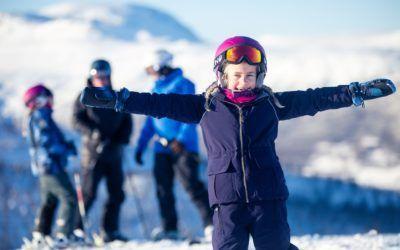 Skiweekend pakketilbud med heiskort