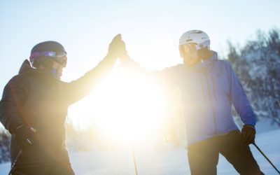 Ski training in Geilo – Group offers