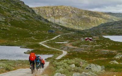 Rallarvegen – Finse til Haugastøl