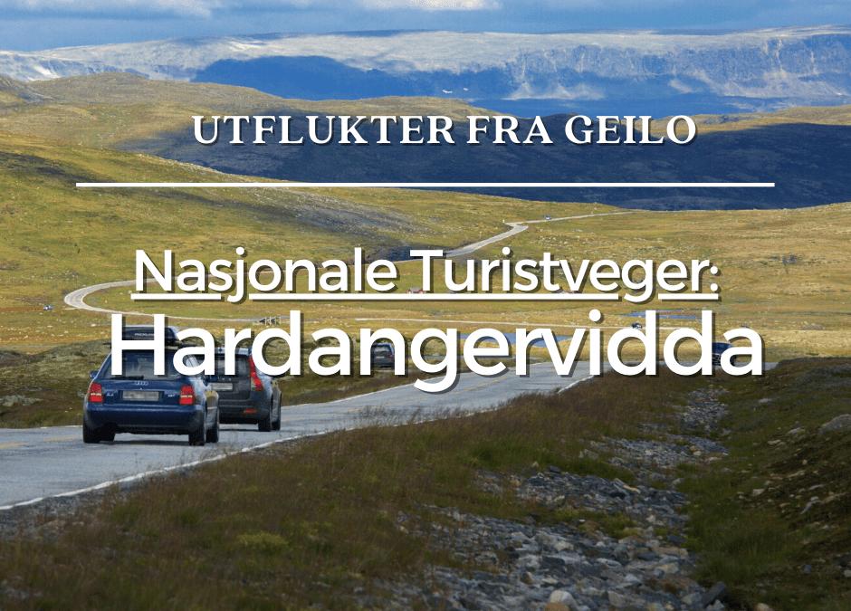 Nasjonale turistveger – Hardangervidda